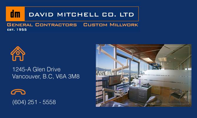 David Mitchell Co. Ltd.