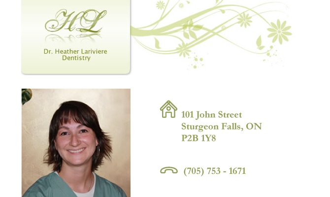 Dr. Heather Lariviere Dentistry