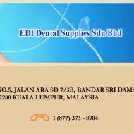 EDI Dental Supplies Sdn Bhd