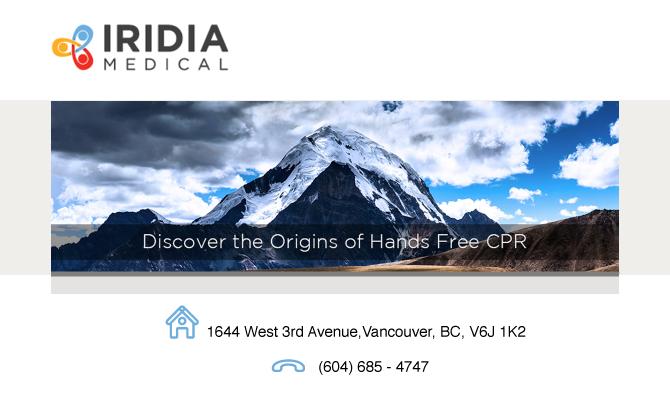 Iridia Medical