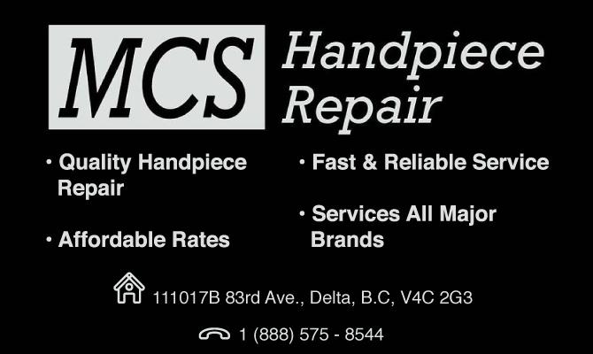 MCS Handpiece Repair Ltd