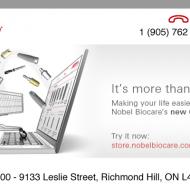 Nobel Biocare Canada Inc