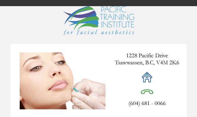Aesthetics dental facial institute monterey
