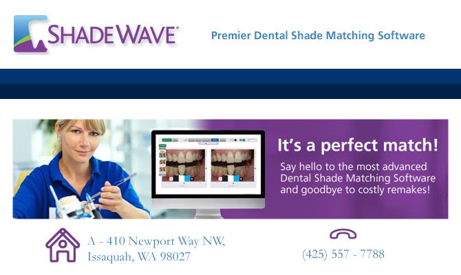 Shadewave Shade Matching System
