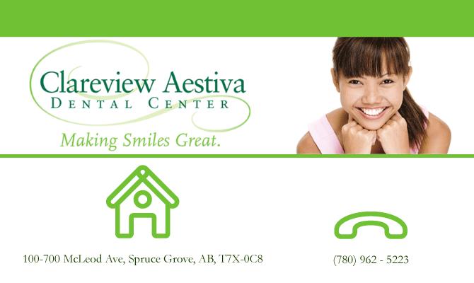 Clareview Aestivas Dental Centre