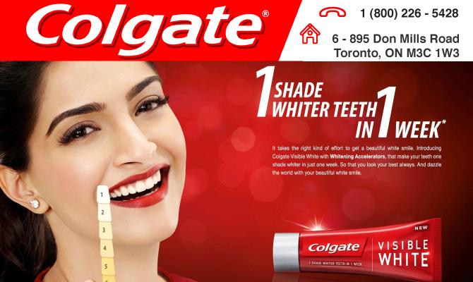 Colgate Oral Pharmaceuticals