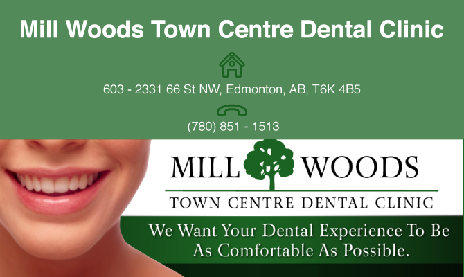 Millwoods Town Centre Dental Clinic