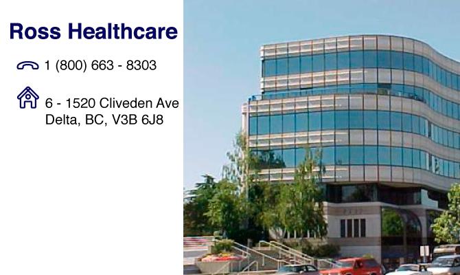 Ross Healthcare Inc