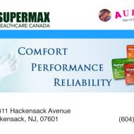 Supermax Healthcare Canada