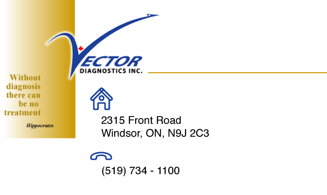 Vector Diagnostics Inc