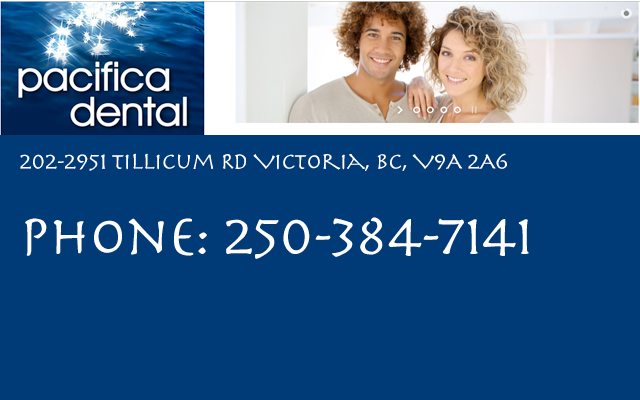 Pacifica Dental Victoria BC