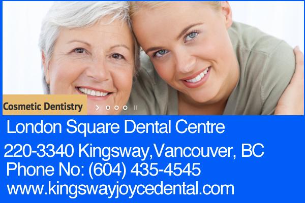 London Square Dental Centre | Dr. Ikbal Virji