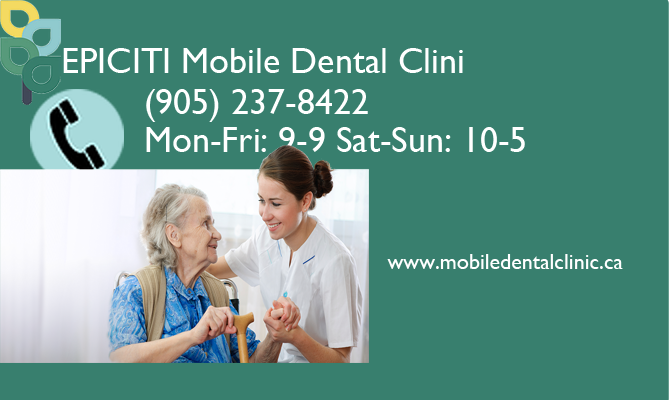 EPICITI Mobile Dental Clinic ! Mobile Dental Clinic ON