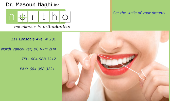 Dr. Masoud Haghi Inc ! Northo Orthodontics