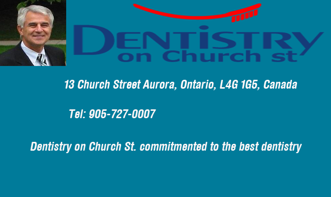 Dr Mohsen Kermanshahi, DDS ! Dentistry on Church Street