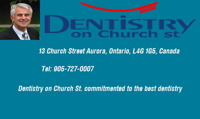 Dr Mohsen Kermanshahi, DDS ! Dentistry on Church Street