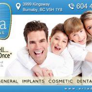 ARTA Dental – Burnaby Dentist | Dr. Sam Siew