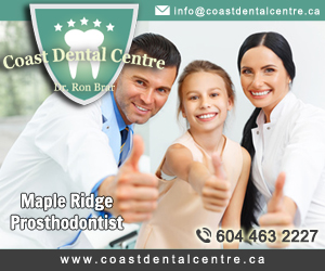 coast dental dentist directory ad