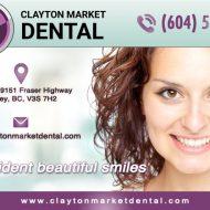 Clayton Market Dental | Dentist In Surrey BC
