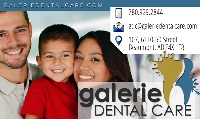 Galerie Dental Care | Beaumont Dentistry in Alberta