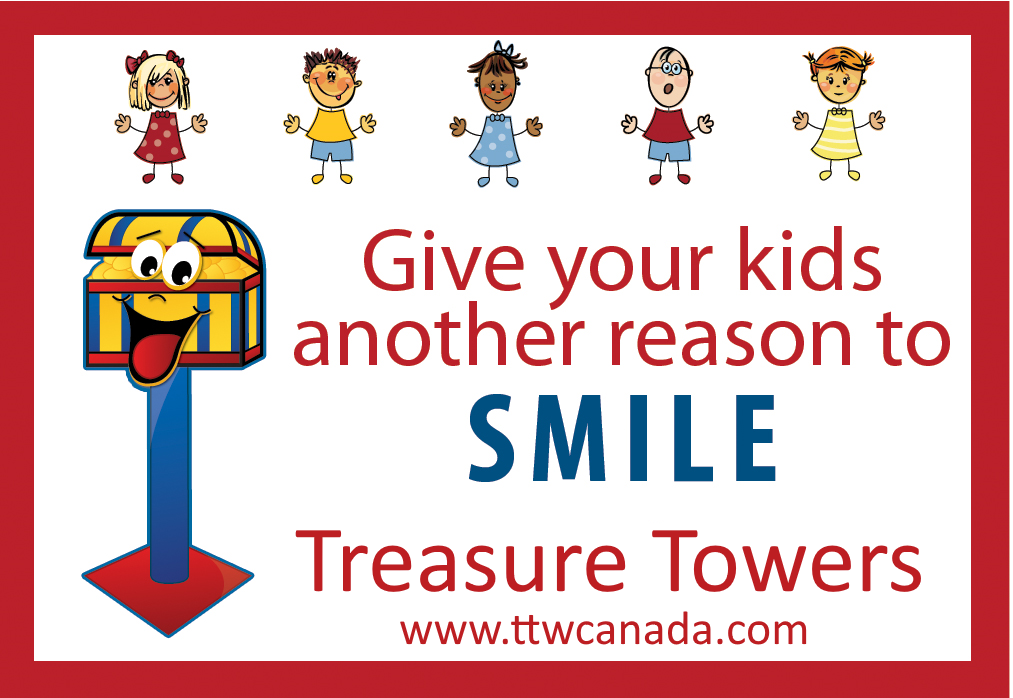 Treasure Tower Rewards Canada