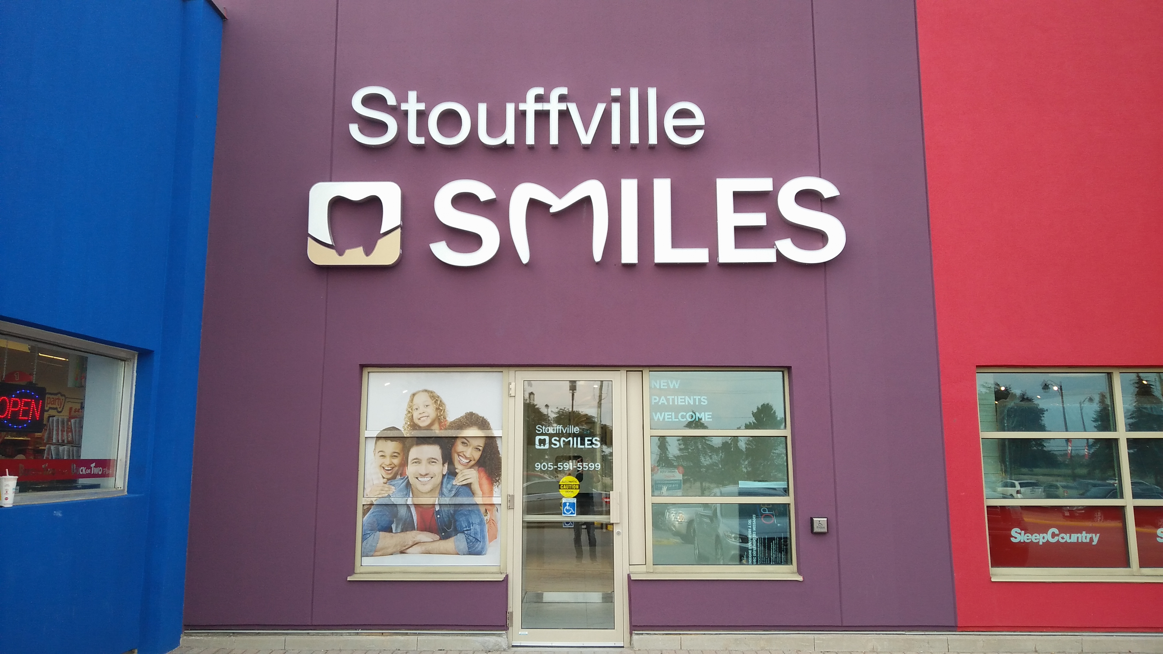 Stouffville Smiles Dentistry — Family, Children's, Sedation, Cosmetic and Implant Dentistry