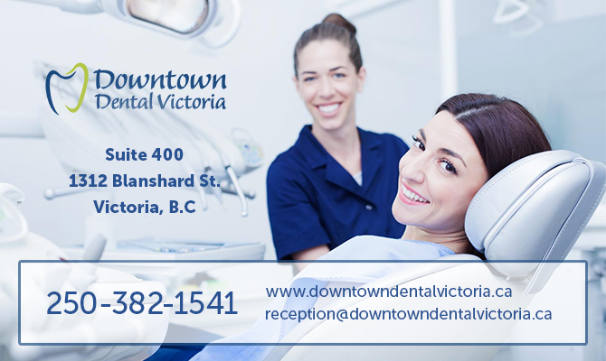 Downtown Dental Victoria- Downtown Victoria Dentist
