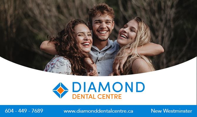 Diamond Dental Centre- New Westminster, BC Dentistry