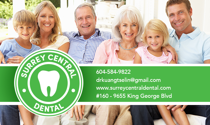 Surrey Central Dental Clinic-King George Blvd Dental Office