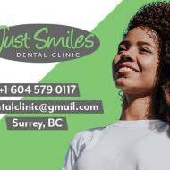 Just Smiles Dental Surrey-Surrey BC Dental office