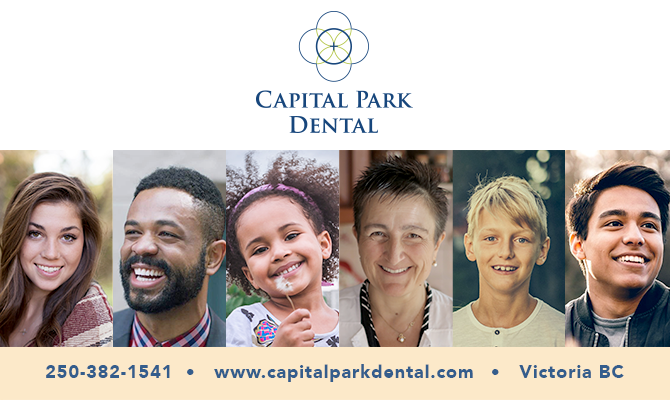 Capital Park Dental in Victoria BC- Dentists in Victoria