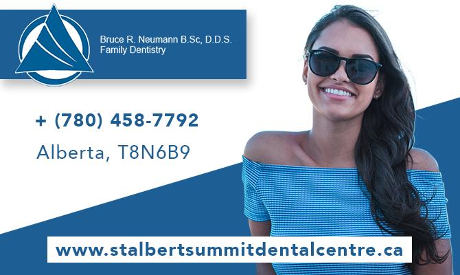 St. Albert Summit Dental Centre- Dr. Bruce Neumann