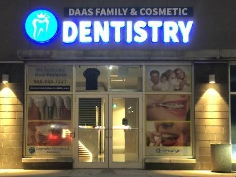 Daas Family & Cosmetic Dentistry