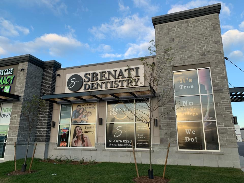 Sbenati Dentistry